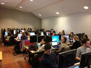 Image of IESEG Paris SMM Class